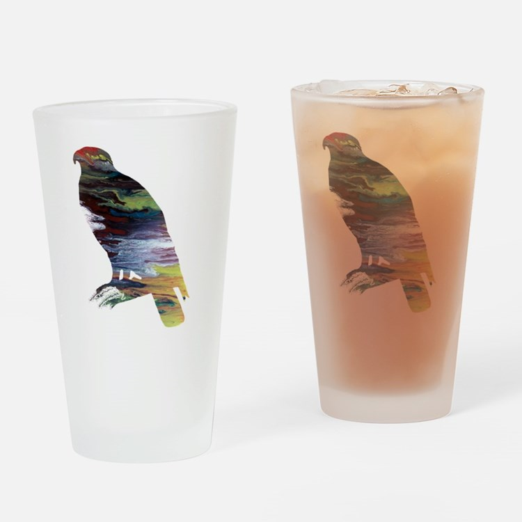 Cute Wall pictures Drinking Glass