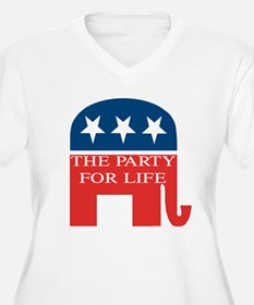 GOP Party for Life T-Shirt