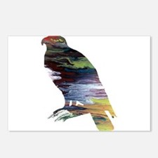 Buzzard Postcards (Package of 8)
