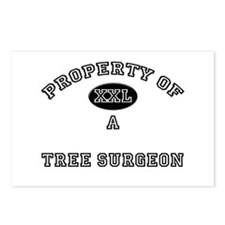 Property of a Treasurer Postcards (Package of 8)