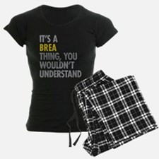 Brea Thing Pajamas