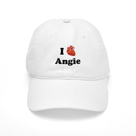 I (Heart) Angie Cap