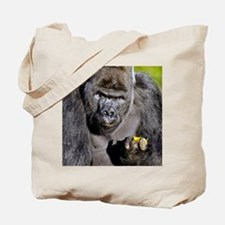 GORILLAS LUNCH Tote Bag