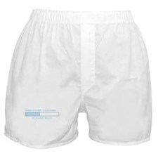 DAD-TO-BE LOADING... Boxer Shorts