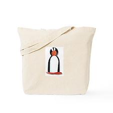 Porno Penguin: The Tote Bag