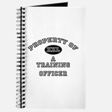 Property of a Training Officer Journal