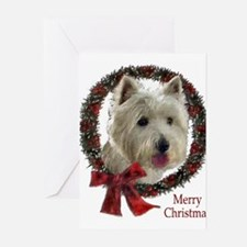 Cute Dogs dezign Greeting Cards (Pk of 10)