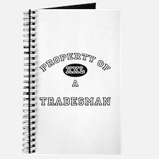 Property of a Tradesman Journal