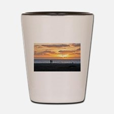 CAPE VERDE, BEACH SUNSET 1 Shot Glass
