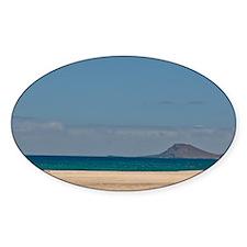 CAPE VERDE , BEACH, SEA, ISLAND Decal