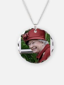 HRH QUEEN ELIZABETH II Necklace