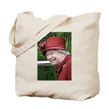 HRH QUEEN ELIZABETH II Tote Bag