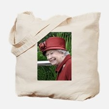 HRH QUEEN ELIZABETH II Tote Bag