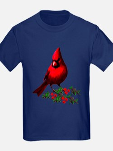 Christmas Cardinal T