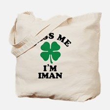 Unique Iman Tote Bag