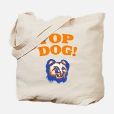Pyrenean Shepherd (Rough-Face Tote Bag
