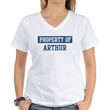 Property of ARTHUR Shirt