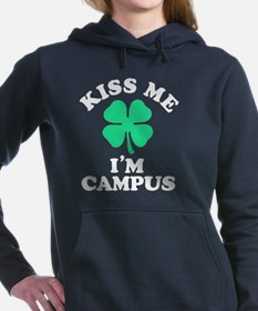 Unique Campus Women's Hooded Sweatshirt
