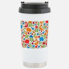 Cute Patterns Travel Mug