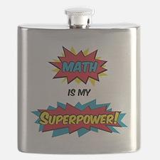 Unique Comic book Flask