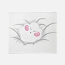 Wanda Happy Cloud Sleeping Baby Throw Blanket