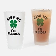 Unique Fabiola Drinking Glass