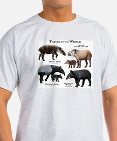 Tapirs of the World T-Shirt