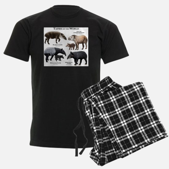 Tapirs of the World Pajamas