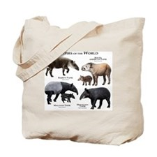 Tapirs of the World Tote Bag