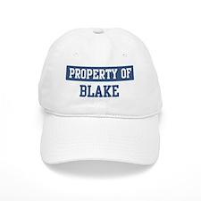 Property of BLAKE Baseball Cap