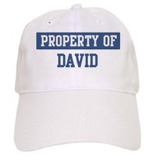 Property of DAVID Baseball Cap