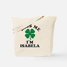 Funny Isabela Tote Bag