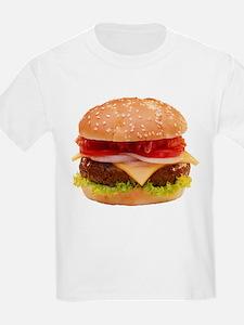 yummy cheeseburger photo T-Shirt
