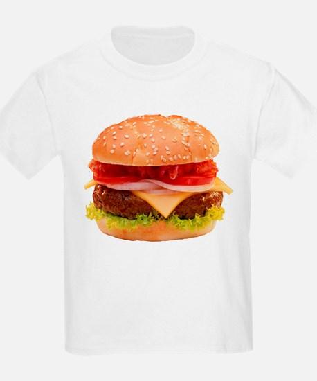 yummy cheeseburger photo T-Shirt