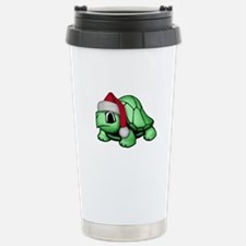 Cute Kids xmas humor Travel Mug