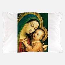 Our Lady Of Good Counsel Pillow Case