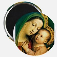 Our Lady Of Good Counsel Magnets