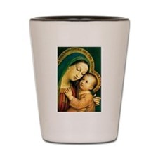Our Lady Of Good Counsel Shot Glass