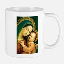 Our Lady Of Good Counsel Mugs