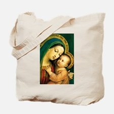 Our Lady Of Good Counsel Tote Bag