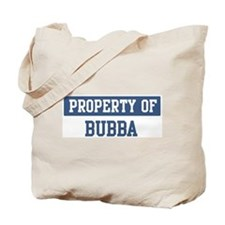 Property of BUBBA Tote Bag