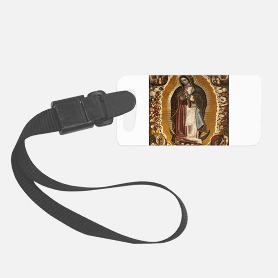 Our Lady Of Guadalupe Luggage Tag