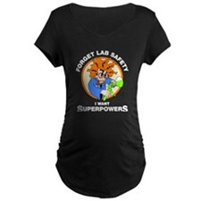 Science Humorous Maternity T-Shirt