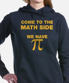Come to the math side, we have PI Women's Hooded S