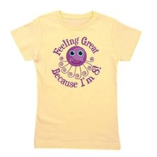 Cute 3 year old girl Girl's Tee