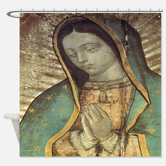 Funny Madonna Shower Curtain