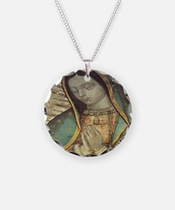 Cute Virgin of guadalupe Necklace