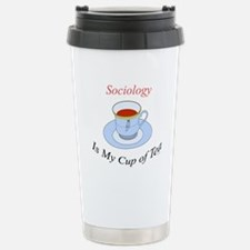 Funny Sociology humor Travel Mug