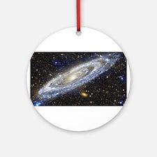 Andromeda Round Ornament