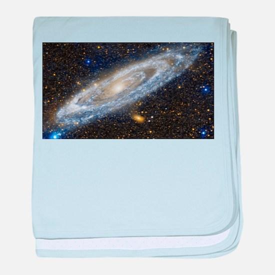 Andromeda baby blanket